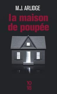 La maison de poupée (M.J. Arlidge)