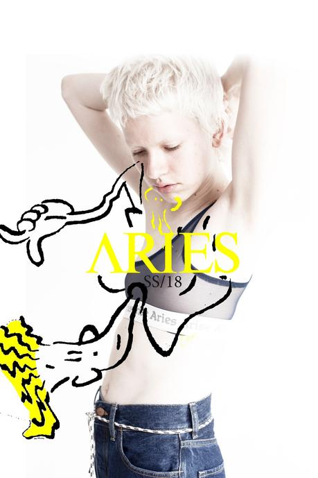 Le coup de cœur de la semaine : Aries