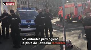 Chaines info, terrorisme en Allemagne : Errare humanum est, perseverare diabolicum.