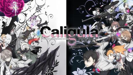 L'animé Caligula en simulcast VOSTFR sur Crunchyroll