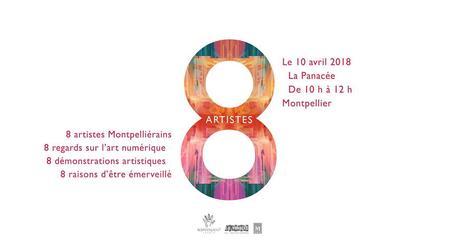 Rencontre avec 8 Artistes à La Panacée Montpellier
