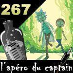 L'apéro du Captain #267 : Rick, Morty et le stylo bic des tortues ninjas