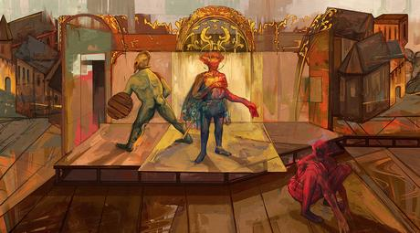 Original illustrations by Ilia Shatokhin