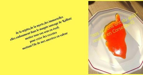 Flan corse à la farine de châtaigne au thermomix ou sans (sans gluten)