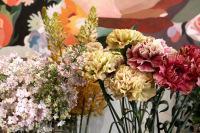Un brunch healthy et fleuri chez Peonies