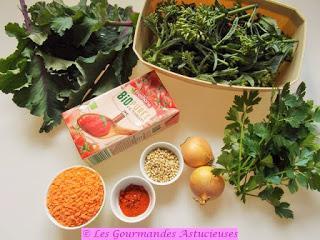 Tajine aux choux à la saveur originale (Vegan)