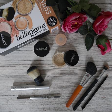 VIDEO : Maquillage naturel avec les poudres minérales Bellapierre