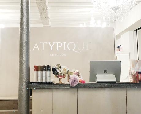 Ma transformation chez L.Atypique Paris !