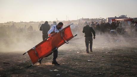 Israël – Gaza : Le CICR inquiet du lourd bilan humain des récents affrontements