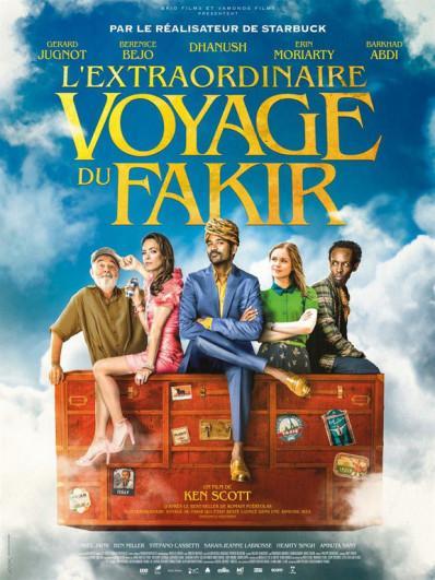 L'Extraordinaire voyage du Fakir, les infos