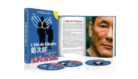 Critique Bluray: l'Eté de Kikujiro