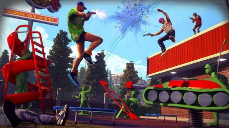 Radical Heights battle royale gratuit free to play3