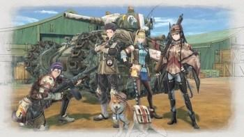 Valkyria Chronicles 4 précommandes ps4 xbox one switch123