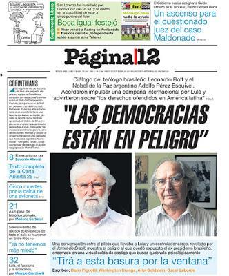 Le groupe Octubre sort le grand jeu pour défendre la gauche sud-américaine [Actu]