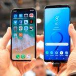 iphone x vs galaxy s9 150x150 - Benchmark : l'iPhone X fait mieux que le Galaxy S9