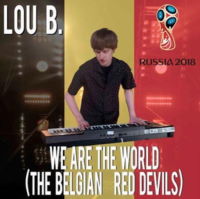 Lou, the Belgian Red Devil