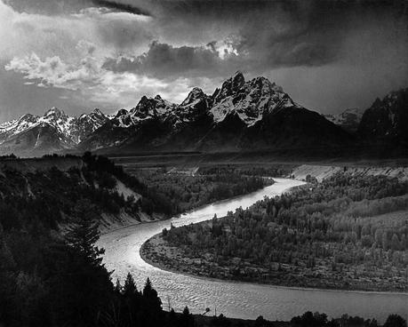 ansel-adams,photography,straight-photography,landscape