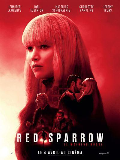 Red Sparrow, un chant eraillé
