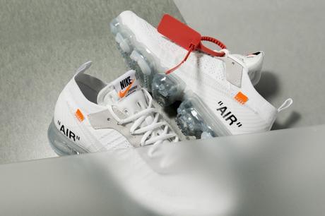 Off White x Nike Air Vapormax White