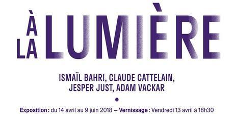 Exposition «Vernissage À la lumière» au FRAC Montpellier