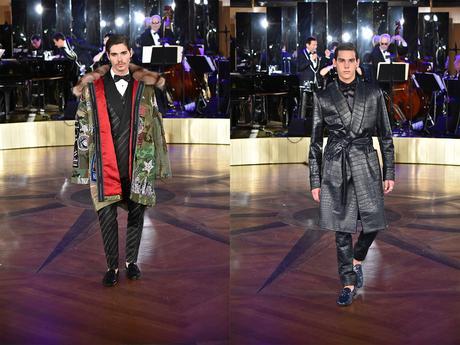ALTA SARTORIA : encore des stars pour Dolce&Gabbana
