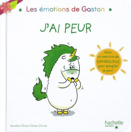 Les émotions de Gaston - J'ai peur - hachette enfants