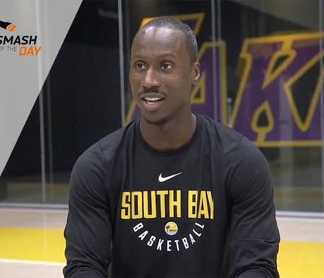 Les Lakers signent un illustre inconnu pour finir la saison