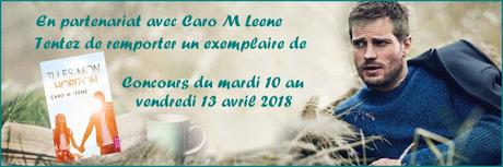 Concours: Tentez de remporter Tu es mon horizon de Caro M Leene