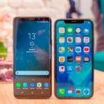 galaxy s9 vs iphone x 150x150 - DisplayMate : le Galaxy S9 a un meilleur écran que l'iPhone X