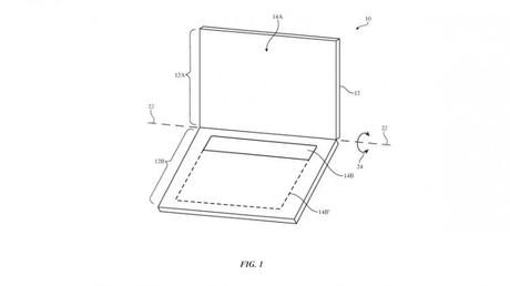Brevet : un futur MacBook d'Apple avec clavier tactile ?