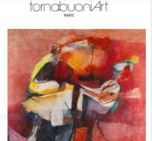 Galerie TORNABUONI ART PARIS   « AFRO »  l'expressionniste abstrait italien 18 Avril au 16 Juin 2018