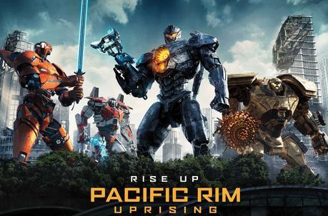 [Cinéma] Pacific Rim Uprising : Une suite pas vraiment à la hauteur …