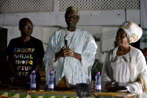 Arctivism 30 à Ouidah: marcher dans les pas de C. Anta Diop