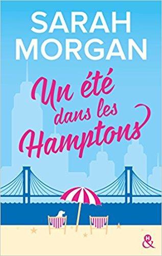 A vos agendas : Découvrez Un été dans les Hamptons de Sarah Morgan en juillet