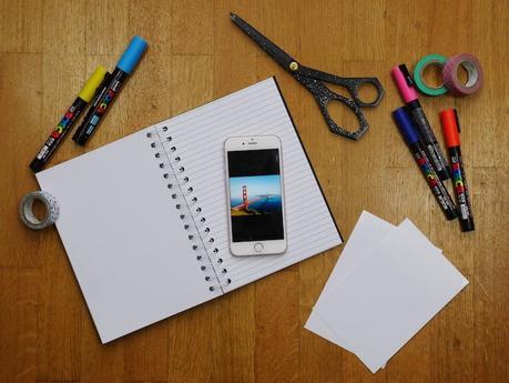 diy mettre en valeur ses photos bullet journal de voyage
