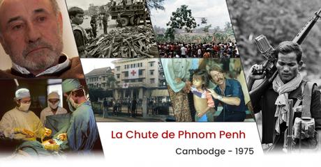 17 avril 1975 : Phnom Penh tombe aux mains des Khmers rouges. Un délégué du CICR se souvient