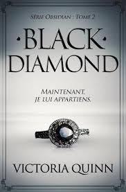 Obsidian #2 Black Diamond de Victoria Quin
