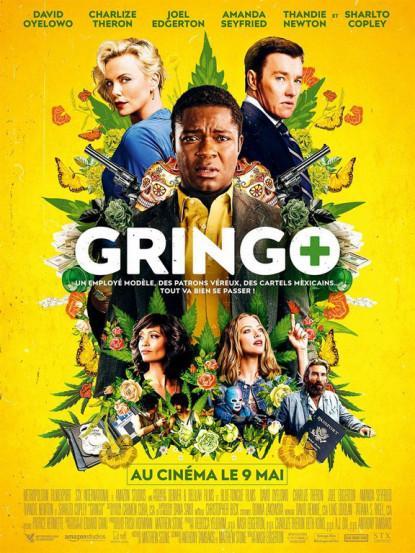 Les infos sur Gringo le film de Nash Edgerton