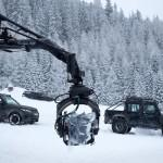 CINEMA : James Bond a choisi Jaguar Land Rover