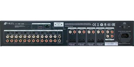 Niles MRC-6430 connexions