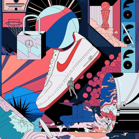 Nike dévoile officiellement sa collection Art Of A Champion