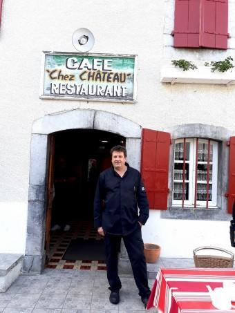 Jean-Bernard Hourçourigaray, chef et propriétaire © Gourmets&co