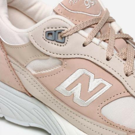 Sneakers de la semaine : New Balance 991 SSG Sand x Naked