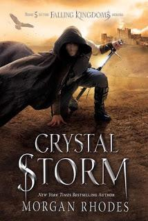 Le Dernier Royaume - tome 5 : L'ouragan de cristal