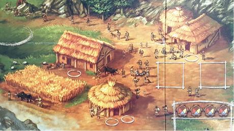 L'Age de Pierre, Développez la tribu de vos ancêtres ! Chez Edge
