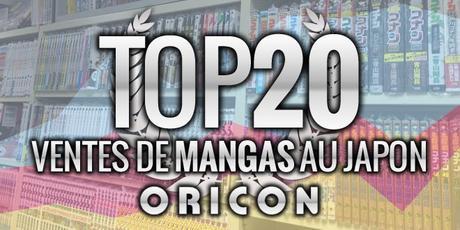 Top 20 manga