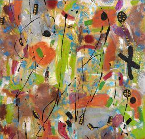 Soirée Laurence Imbert  Jeudi 12 Avril 2018   » Chromie  »  Not A Gallery