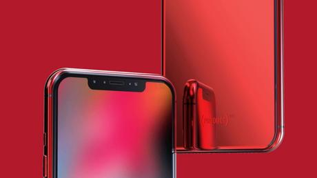 iPhone X (PRODUCT)RED Special Edition