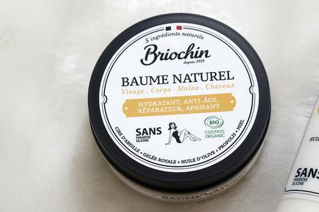 Le baume naturel bio Briochin