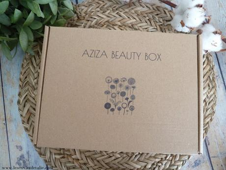 Aziza Beauty Box Avril/mai 2018